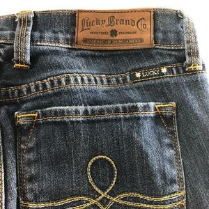 Lucky Brand Jeans (Sofia), bootcut.